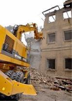 تخریب ساختمان ، خرید آهن ، خرید ضایعات - 1
