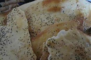 فروش عمده نان خشک تنوری هیزمی یزدی محلی - 1