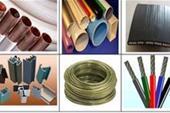 تولید انواع و اقسام لوله - پروفیل - روکش پلاستیک
