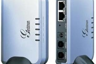 مبدل گوشی تلفن تحت شبکه HT502 grandstream
