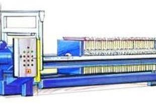 سازنده دستگاهها و صفحات فیلترپرس (filter press)
