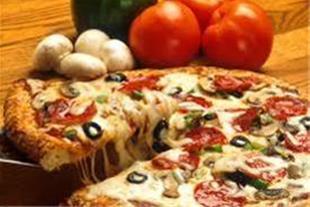 پیتزا همبرگر سن سون