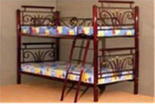 تولید و فروش  تختخواب دو طبقه تخت سربازی تخت فلزی