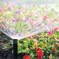 فروش آبپاش اسپری مخفی شونده فضای سبز شهری و خانگی