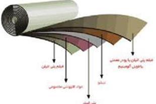 لایه های تشکیل دهنده ایزوگام