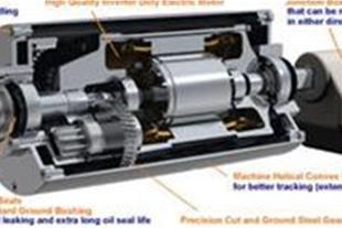 الکتروموتورهای گیربکسی درام موتور