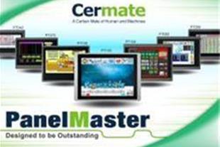 پارس مکاترونیک صنعت نماینده Cermate HMIPanelmaster