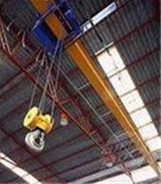 شرکت مهندسی جرثقیل سقفی آران
