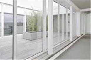 پنجره UPVC،دو جداره