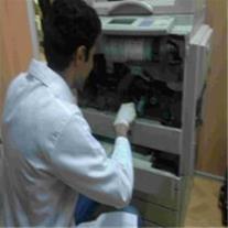 آموزش تخصصی تعمیرات تجهیزات (پرینتر - پلاتر) HP