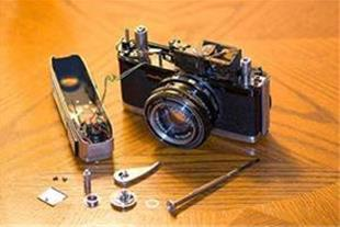 آموزش تعمیر دوربین دیجیتال - 1