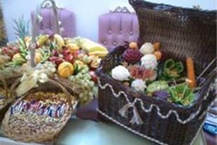تزیینات شب یلدا/میوه ارایی/سبزی ارایی
