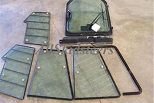فروش درب جلو و شیشه های بغل بابکت BOBCAT