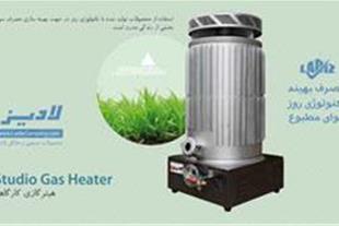هیتر گازی کارگاهی