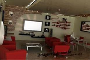 طراحی و اجرای دکوراسیون داخلی و نمای خارجی
