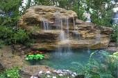 طراحی باغ و طراحی فضای سبز ، طراحی آبنما موزیکال