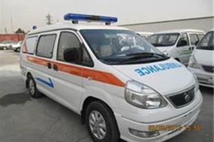 فروش 4 دستگاه آمبولانس FAW سیبا ون کارکرده - 1