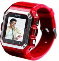 ساعت مچی موبایل دار Wristwatch phone