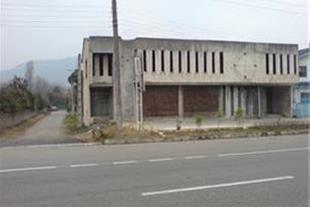 فروش بنای تجاری در چابکسر ، بر اصلی واقع در چابکسر