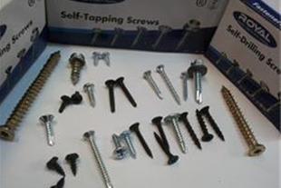 فروش انواع پیچ خودکار سر مته و نوک تیز تایوانی