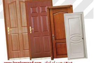درب چوبی و ضدسرقت ارزان باکیفیت 390000