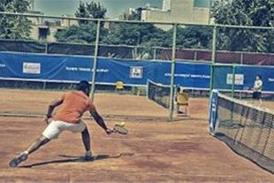 آموزش تنیس در مشهد (آکادمی تخصصی تنیس طاهری)