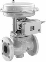 شیر پنوماتیک تدریجی سامسون samson control valve