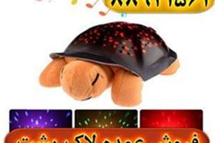 فروش عمده چراغ خواب لاک پشت شلمن موزیکال