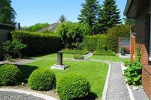 زیبا سازی منزل و باغچه با فضای سبز و گل و گیاه