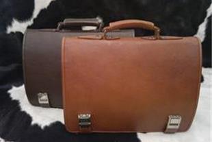 تولید و فروش انواع کیف اداری چرم طبیعی