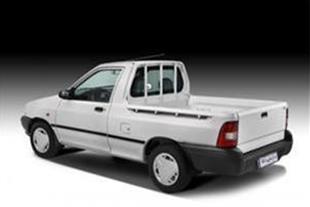 فروش نقدی پراید وانت ، محصول جدید خودروسازی سایپا