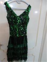 لباس مجلسی سایز36-38 سبز رنگ