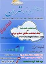 بانک مشاغل تهران