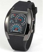 خرید پستی ساعت مچی کیلومتری ال ای دی