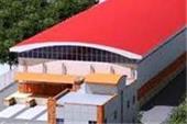 اجرای پوشش سقف شیبدار-پوشش سقف سوله-خرپا-شیروانی