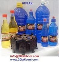 الکل ژلاتینی(سوخت جامد)و الکل صنعتی مایع