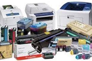 مواد مصرفی و قطعات یدکی پرینتر و ماشین های اداری