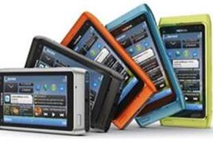 طرح اصلی Nokia N8