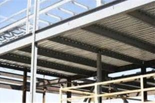 اکیپ اجرای سقف عرشه فولادی
