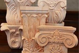 طراحی مصنوعات چوبی منبت با cnc _ قاب شومینه - 1