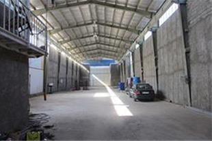 کارگاه جهت صنایع فلزی اجاره داده می شود: