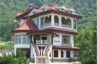 اجرای سقف شیب دار سفال طبرستان در نیشابور