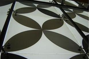 اجرای نمای اسپایدر - حفاظ نرده های شیشه ای