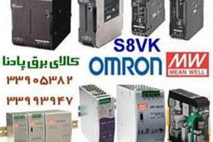 فروش انواع منبع تغذیه OMRON  و  MEAN WELL
