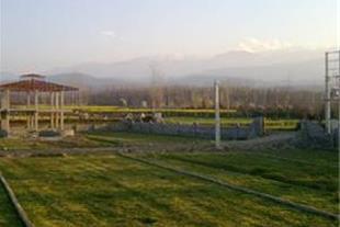 فروش زمین و ویلا شهرکی داخل شهرک در شمال چمستان