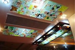 اجرای پوشش سقف نورگیر آلاچیق پاسیو استخر پارکینگ