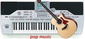 تدریس خصوصی ارگ و گیتار - 1