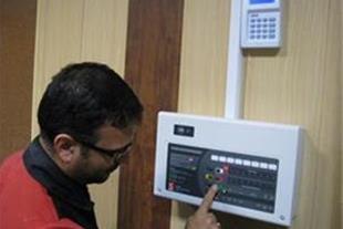 نصب سیستم اعلام حریق در کرمانشاه - مهندس پورقادر