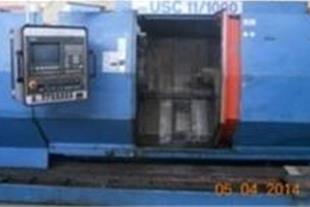فروش ماشین تراش سنگین CNC آلمانی دو تارته
