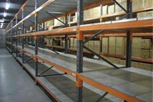 قفسه بندی صنعتی پانل راک